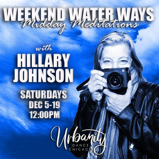 Weekend Waterways