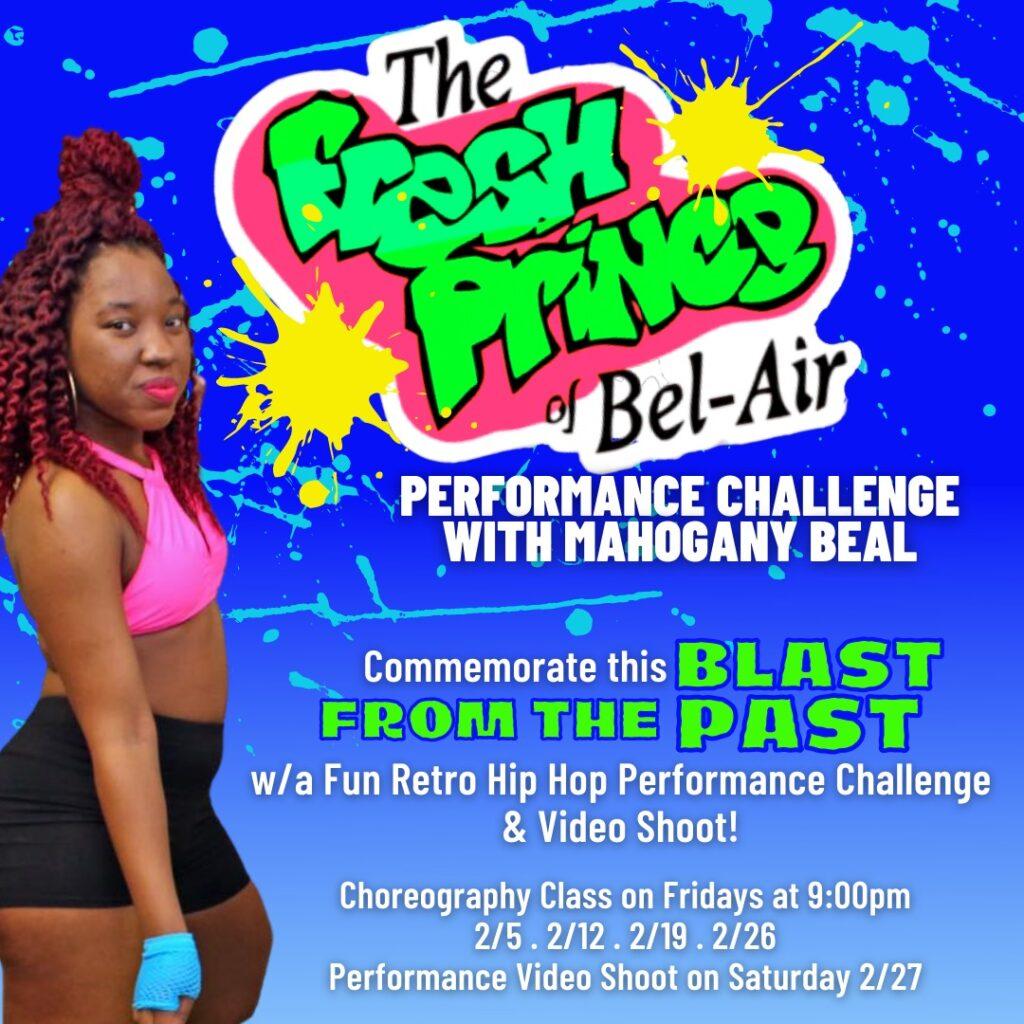 Performance Challenge